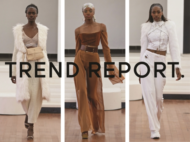 CTCFD annual fashion show trend report