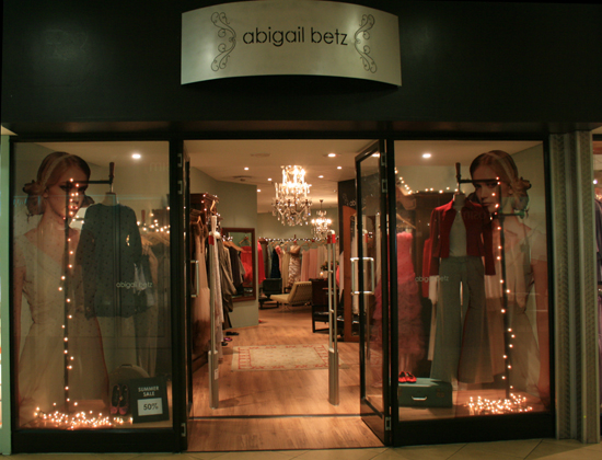 The palce where time stands still - Abigail Betz's store in Rosebank